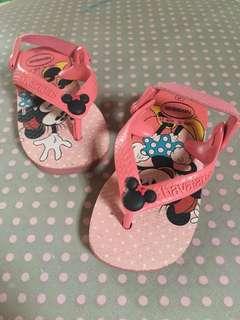 Sandal minnie mouse