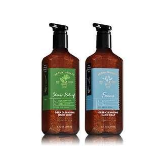 Bath & BodyWorks Aromatherapy Handsoap