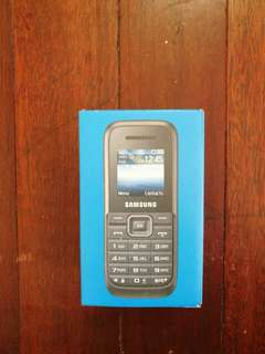 Samsung Keystone 3 black with free SUN LTE sim card