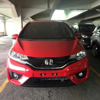 HONDA JAZZ RS M/T 2018 BRIO CR-V HR-V BR-V HRV CRV BRV CIVIC JAZZ ODYSSEY ACCORD CITY S E RS MT AT CVT HATCHBACK TURBO PRESTIGE 2018