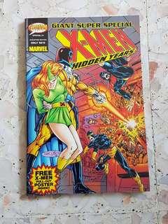 X-Men, Wolverine Marvel Comics