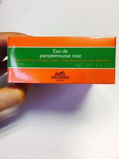 Hermes Eau de Pamplemousse Rose Moisturizing Balm Face and Bodt