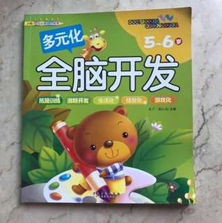 Chinese Book (5-6 Years Old)