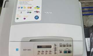 Brother DCP-145C Inkjet Printer