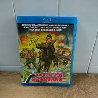 Go Tell The Spartans - Blu Ray - US import (original)