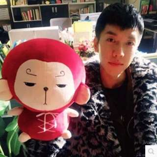 A Korean Odyssey Monkey Ling Stuffed Toys