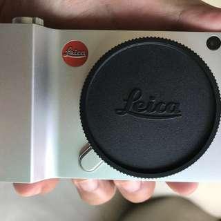 Leica T Camera (Silver)