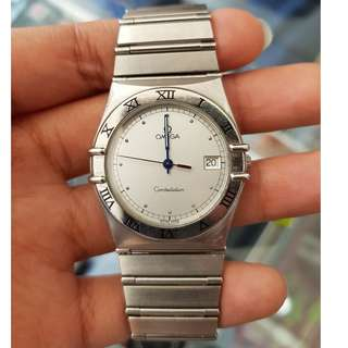OMEGA CONSTELLATION ALL STELL UNISEX