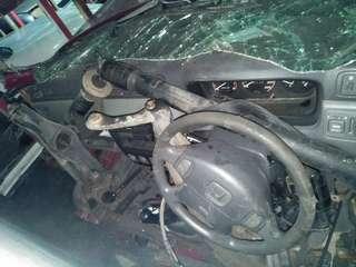 Honda CRV half cut mt