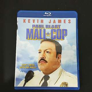 Blu-ray Paul Blart Mall Cop