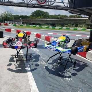 Race Karts and Used Karts
