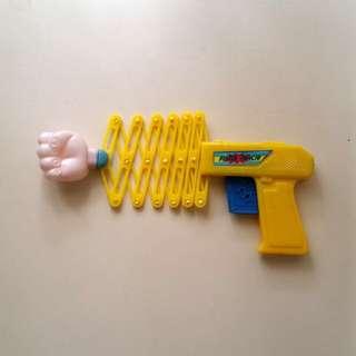 Punching gun