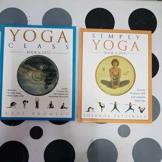 1) YOGA CLASS  2) SIMPLY YOGA