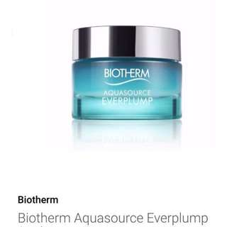 ❗️FREE NM❗️Biotherm Aquasource Everplump