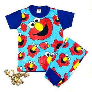 Pyjama Elmo
