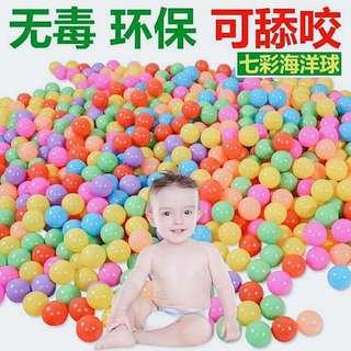Balls (100pcs.)