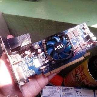 HIS 6450 2GB PCIE