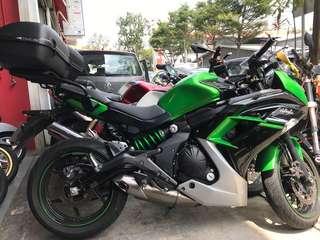 Ninja 400 SE