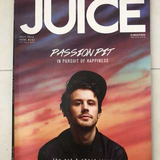 Random Issues from Juice Magazine
