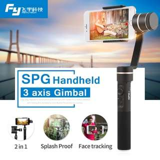 SPG 3 AXIS Video Stabilizer Handheld Gimbal ( FEIYUTECH)
