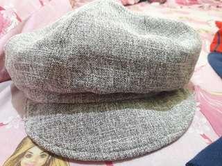 Preloved Topi Abu2 Fashion Import Korea
