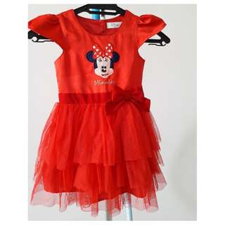 MINNIE MOUSE Tutu dress from Disney Store