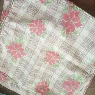 5pcs Square pillowcase