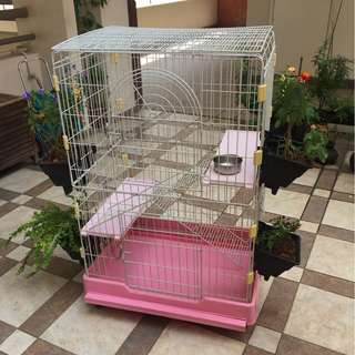 Mini Aviary or other pets