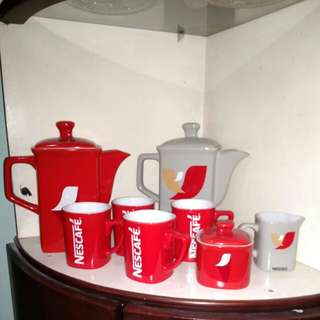 Set Nescafe