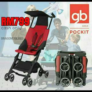 GB POCKIT NEW