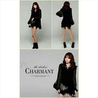 Dress/Blouse cotton chiffon China
