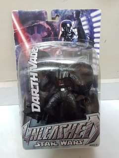 Brand New Hasbro Star Wars Unleashed Revenge of the Sith - Darth Vader
