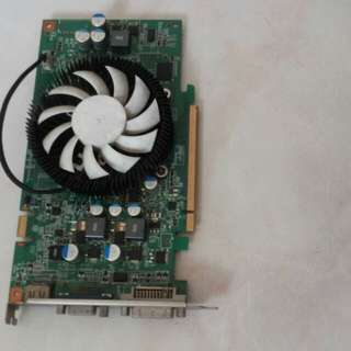 Graphic Card . Pcie 512mb