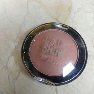 Maybelline color show blush in shade creamy cinnamon