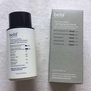 Belif : The true cream- anti aging soft bomb