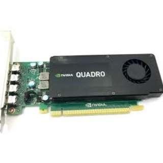 NVIDIA QUADRO K1200 GRAPHIC CARD