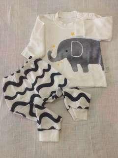 Baby pijamas
