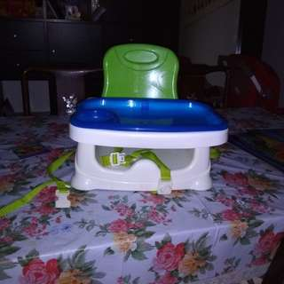 Baby seat for food