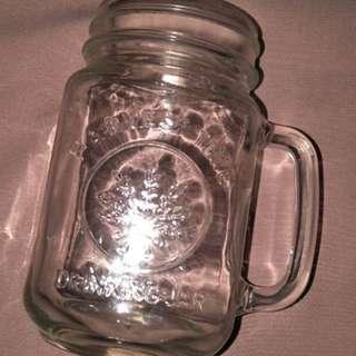 B-02 drinking jar
