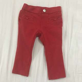 Authentic GYMBOREE baby jeans/jegging