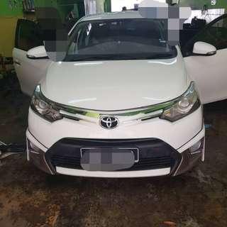 2014 Toyota Vios 1.5 (A) TRD FULL SPEC