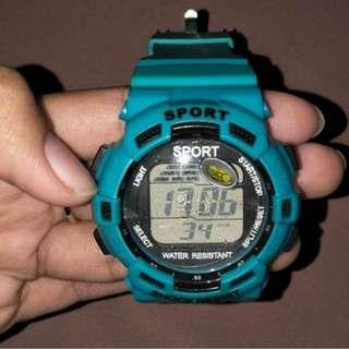 B-02 Jam tangan SPORT
