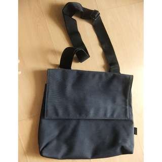 Dark Blue Sling Bag