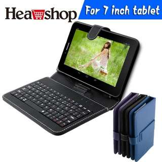 7 Inch keyboard for tablet