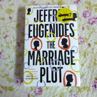 English novels Patrick Gale, Jeffrey Eugenides #OCT10