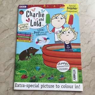 Charlie and Lola (#45)