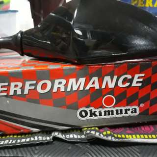 BrandNew Motorcycle Side Mirror (Okimura Brand)