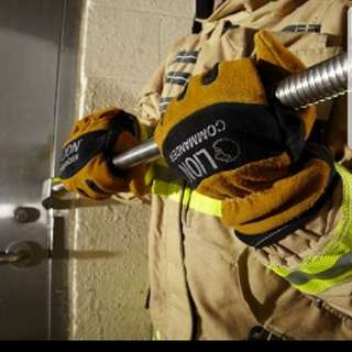 Firefighter gloves. Size M