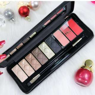 DIOR HOLIDAY MULTI-USE EYES AND LIPS PALETTE