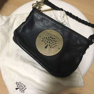 Mulberry clutch shoulder bag 手袋 細袋